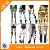 Best selling Ladies Sexy high quality Print Leggings