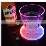 led beer coaster,led beer cup coaster ,bar coaster,bar accessaries made in shenzhen china