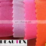 Hot sale 100% polyester spacer mesh fabric and sandwich air mesh fabric for handbag lining and shoes