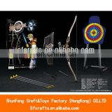 2014 1 :18 scale Bow and Arrow set with infrared,Bow and Arrow,simulation bow and arrow