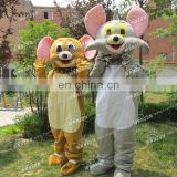 2013 lovely tom and jerry adult mascot costumes