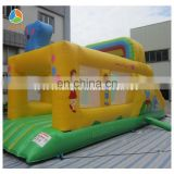 Mini children's games Inflatable Obstacle Course indoor playground equipment
