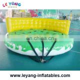 Promotional Inflatable Crazy Towable UFO For Water Games