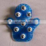 9 Rolling Ball Massager Gloves