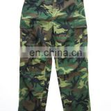 rip-stop men camouflage trousers