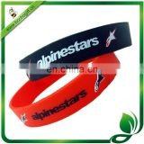 cheap custom silicone bracelets, sports wristband for promotioanl