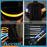 Outdoor sport Safety LED light armband for 2016 promo gift