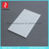 Crystal Glass Panel for 1 Way Smart Touch Wall Control Light Switch
