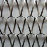 Shuolong Mesh Link Weave Series XY-A3264B Stainless Steel 316 Architectural Wire Fabrics for Facades
