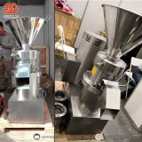 Performance New Tomato Sauce make Machine Peanut Butter Fruit Jam Colloid Mill Machine