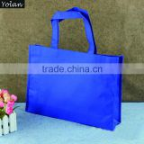 Firm Eco-friendly nonwoven bag for shopping packaging with custom logo