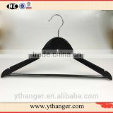 black home and hotel usage thin flat wooden hanger for clothes                                                                                         Most Popular                                                     Supplier's Choice
