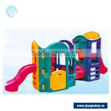 JT-1104 kids small playground plastic slides for sale                                                                         Quality Choice
