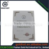 China supplier wholesale personalized wooden plaque award