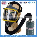High Quality Industrial Respirator half face gas mask & 3m 6200 double filter gas mask
