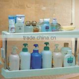 Plastic Multi-function bathroom shelf, bathroom finishing frame, the kitchen tidy frame, kitchen regulate finishing frame,