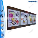 Customized acrylic led restaurant wall menu board                                                                         Quality Choice