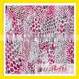 leopard print fabric elastic for underwear
