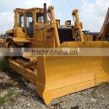 Used Tracked Bulldozer D7H for sale,Used bulldozer d7