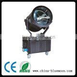 High power outdoor 5000W sky beam light