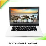 China low price 14 inch laptop computer with RK3288 Android 5.1                                                                                                         Supplier's Choice