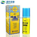 Newfine Wound Dressing Care Spray Integrated Traditional Chinese and Western Medicine