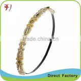 Women's Elastic Bohemia Braided Hairband Image