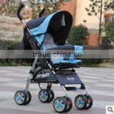 3-in-1 Travel System Foldable Baby Bike Trailer Stroller