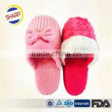2015 Wholesale china supplies hotel fancy slippers for girl
