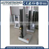 High Quality Single Column Type 2KN Electric Tensile Test Machine For Rubber Application