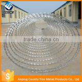 hot dipped galvanized Barbed Wire Mesh used barbed wire for sale