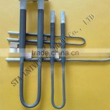HOT SALE Lab furnace heating rod MoSi2 heating elements, HIGH TEMPERATURE MoSi2 Molybdenum Disilicide heating elements