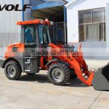 1.2ton wheel loader for snow removal vehicles with cheap price