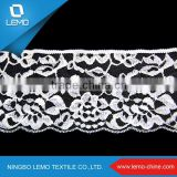 Fahsion Nylon Trimming Guipure Lace Fabric, Mermaid Evening Dress Lace                                                                         Quality Choice