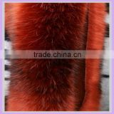 33MM acrylic artificial fur fabric racoon mink animal imitation plush for women mink coat