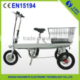 Lithium battery Adult folding electric cargo tricycle                                                                         Quality Choice