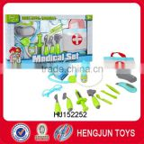 toys factory wholesale play doctor medicial kit set for fun gift