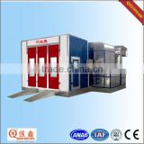 Electrical Heater Car Combined Painting Spraying Booth