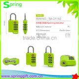 Travel Luggage Lock TSA Cable Lock TSA Combination Lock                                                                         Quality Choice