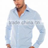 High Quality Private Label Classy Check Mens Shirts with Free DHL Express Shipping - PayPal Accepted