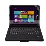 DIHAO Touchpad Keyboard Leather case For Microsoft Surface 3 10.8 inch