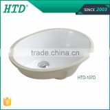 HTD-106A showroom wash basin counter designs