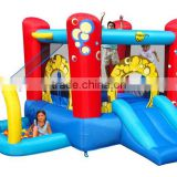 2016 hot sale cheap and high quality inflatable bouncer combo, inflatable water slide for sale, water slide for kids