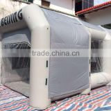 Tent Type inflatable spray booth