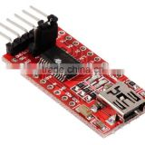 FTDI FT232RL USB to TTL Serial Converter Adapter Module 5V and 3.3V