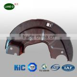 Semi trailer brake lining brake drum slack adjuster dust cover sapre parts