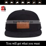 High quality custom 3D embroidery underbrim snapback hat and caps/OEM 6panel flexfit snapback cap with your logo