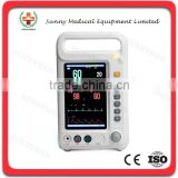 SY-C003 7 inch Medical heart rate monitor portable patient monitor price                                                                         Quality Choice