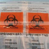 Speciman Bag Medical Biohazard Bag