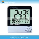 ce certificate customized plastic digital wall thermometer